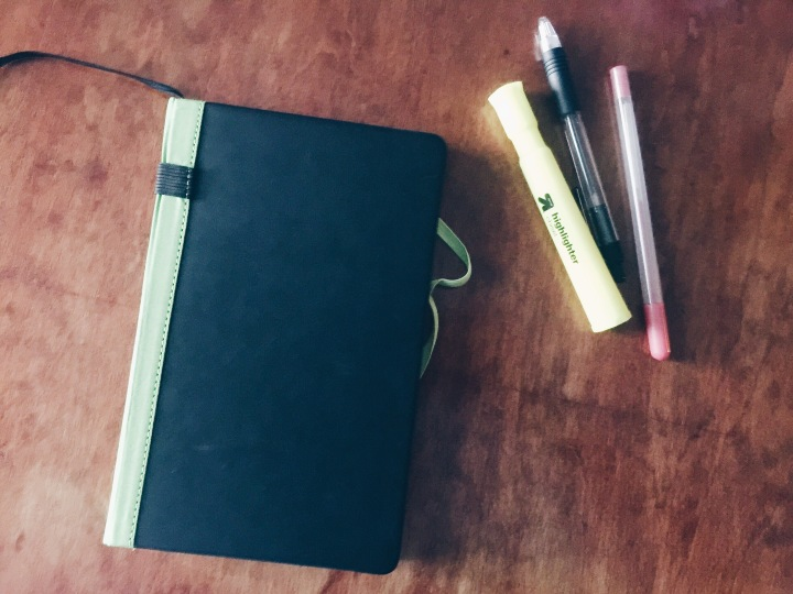 How I Organize My Life With A Bullet Journal