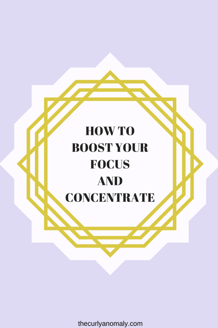 FOCUS AND CONCENTRATE (1)