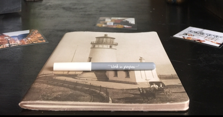vision journal//vision board